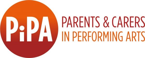 Parents & Carers in Performing Arts logo